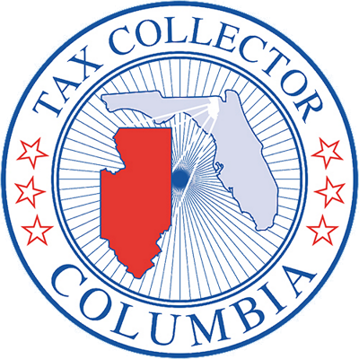 Columbia County Tax Collector Logo
