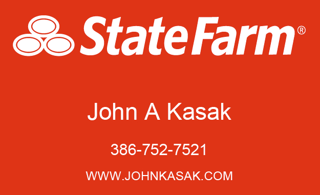 John Kasak State Farm Logo