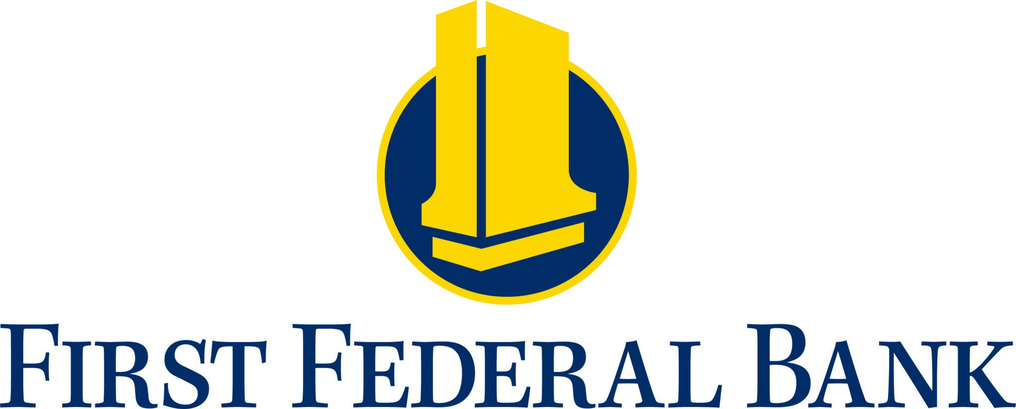 First Federal Bank Logo